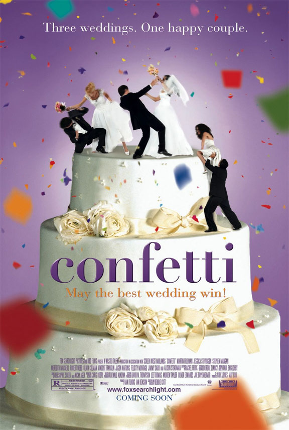 Confetti Poster #1