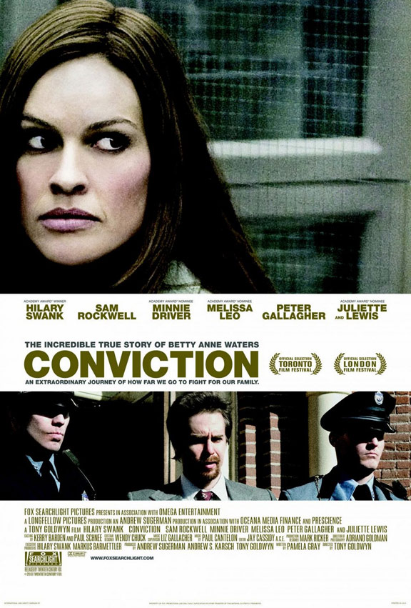 Conviction Poster #2