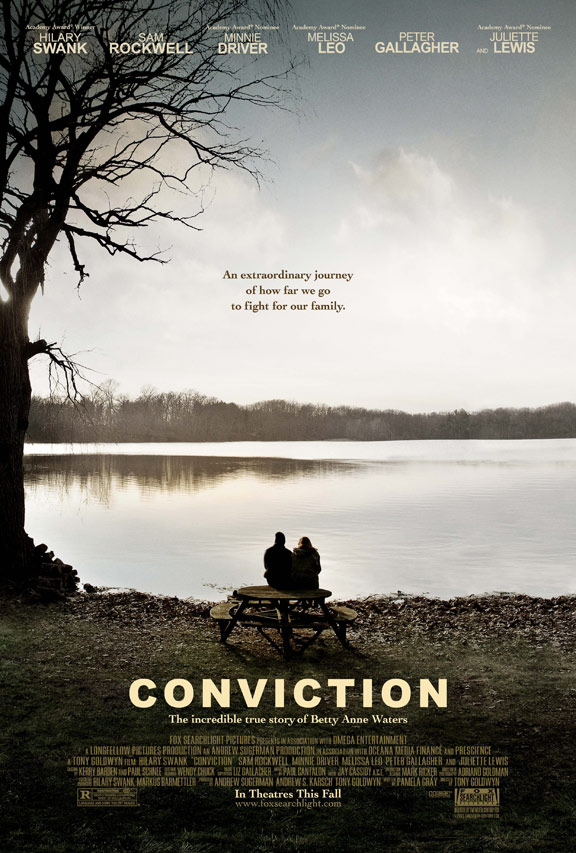 Conviction Poster #1