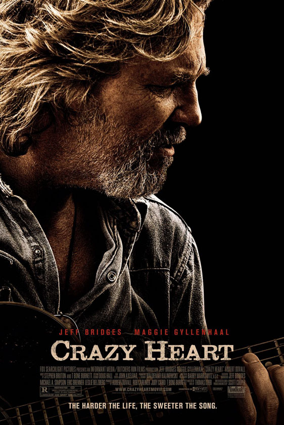 Crazy Heart Poster #1