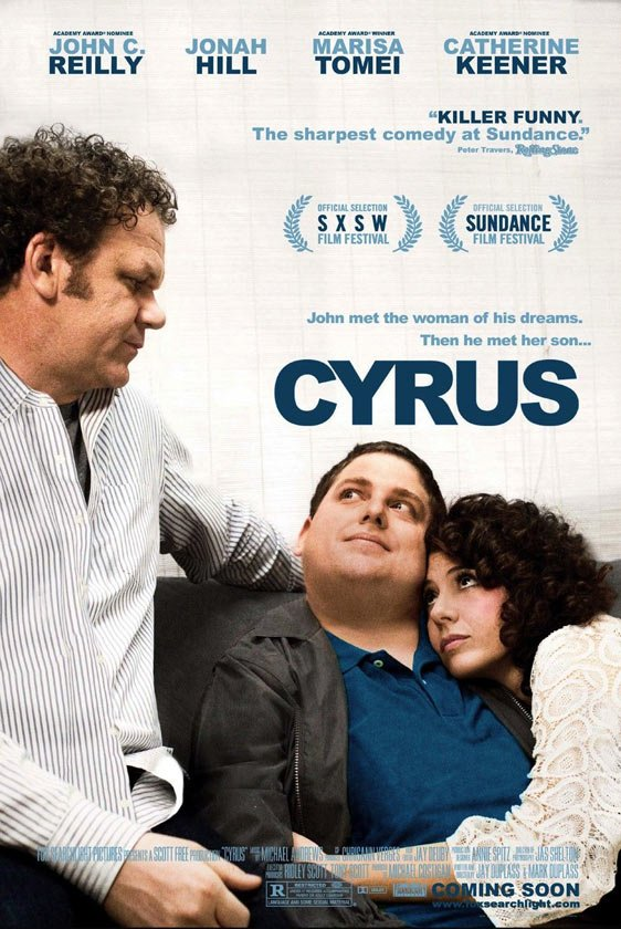 Cyrus Poster #1
