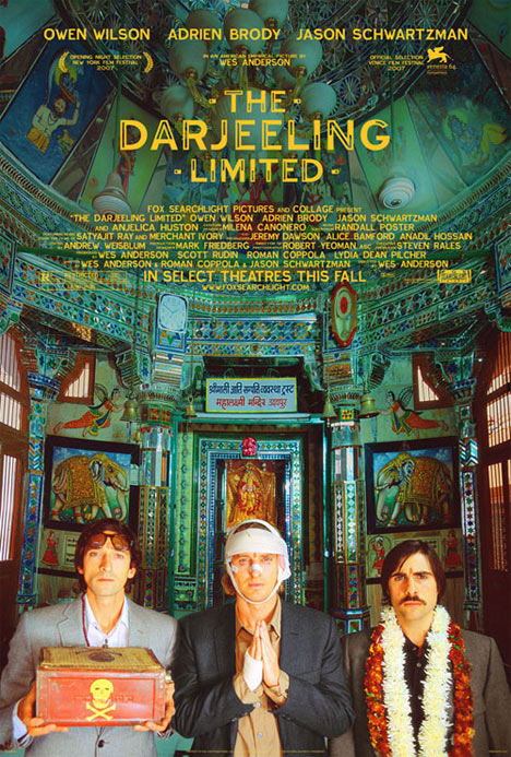 The Darjeeling Limited Poster #1
