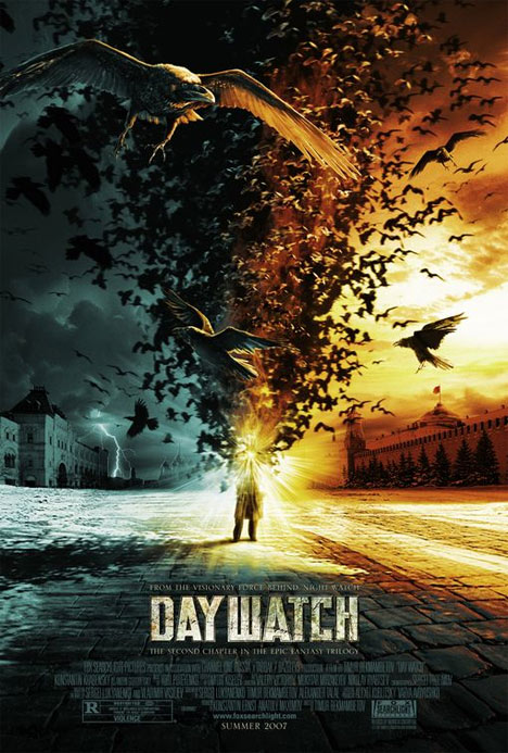 Day Watch Poster #1