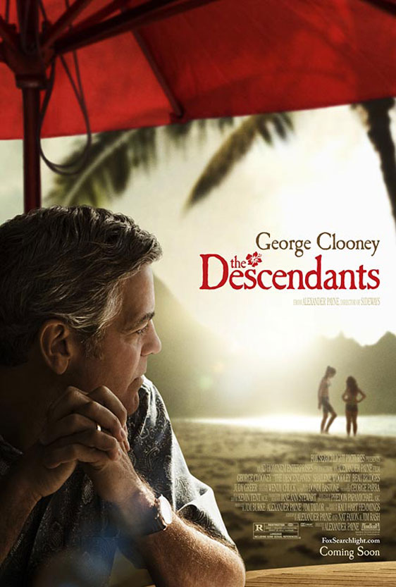 The Descendants Poster #1