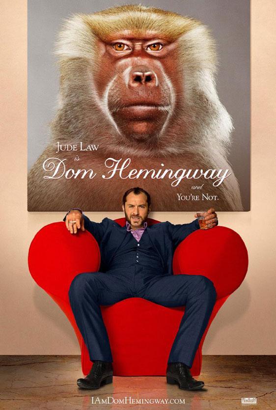 Dom Hemingway Poster #1