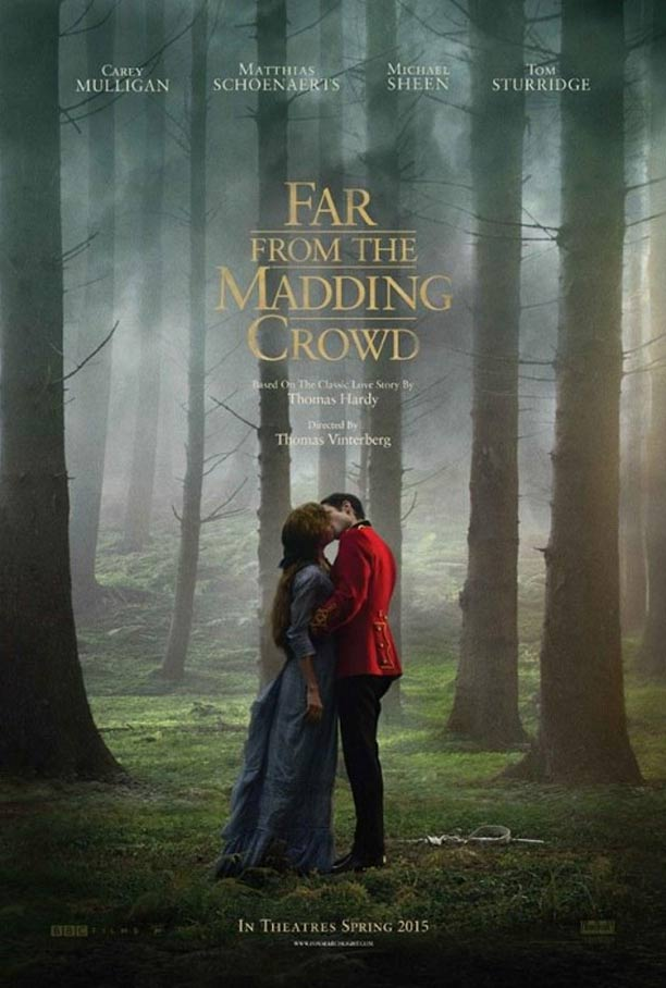 Far from the Madding Crowd Poster #1