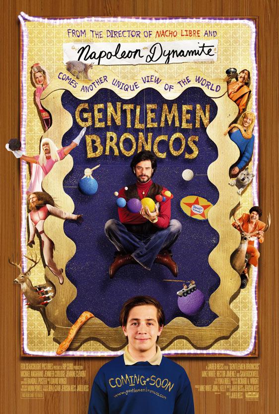Gentlemen Broncos Poster #1
