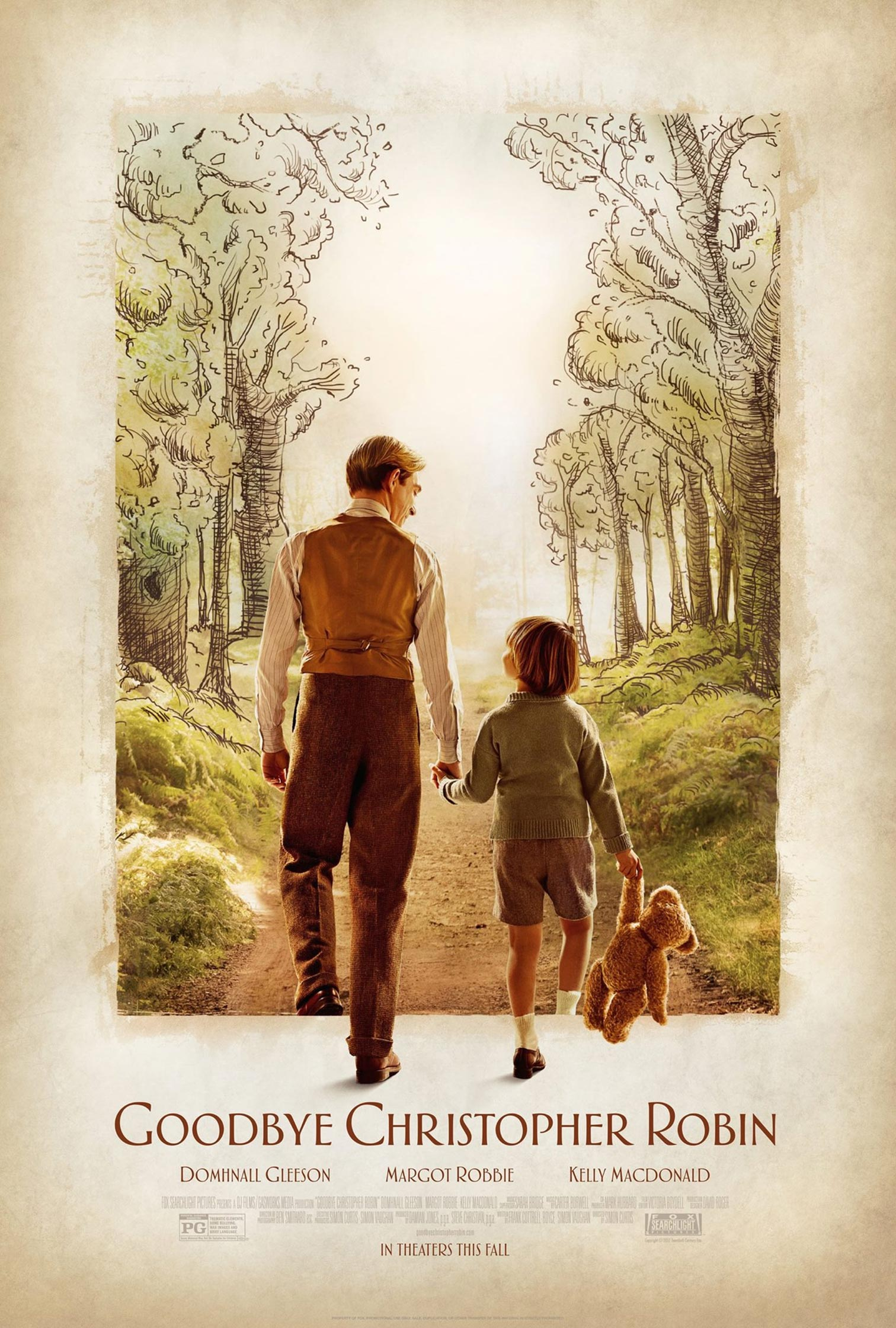 Goodbye Christopher Robin Poster #2