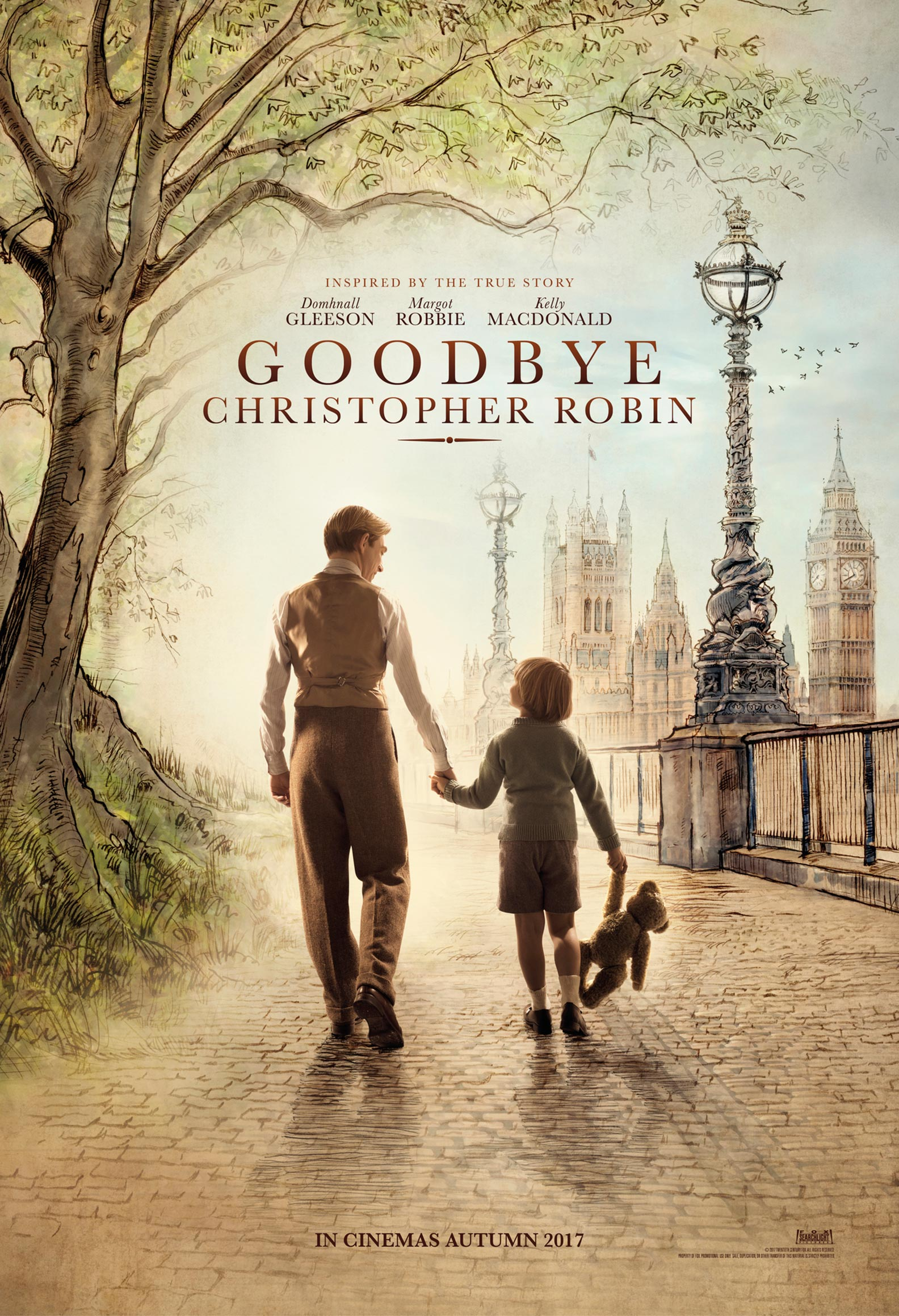 Goodbye Christopher Robin Poster #1