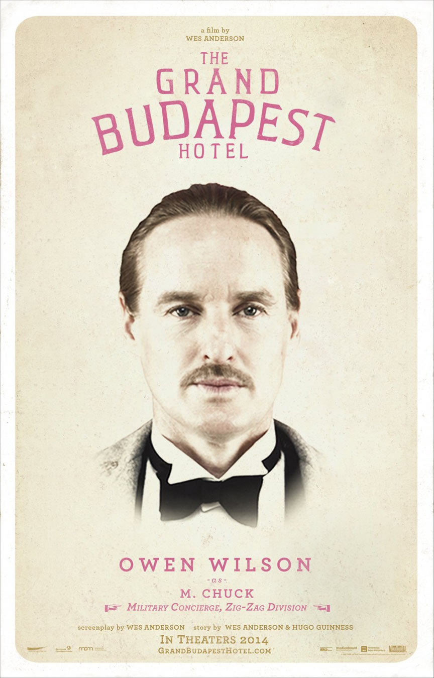 The Grand Budapest Hotel Poster #11