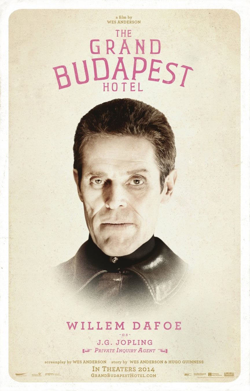 The Grand Budapest Hotel Poster #13
