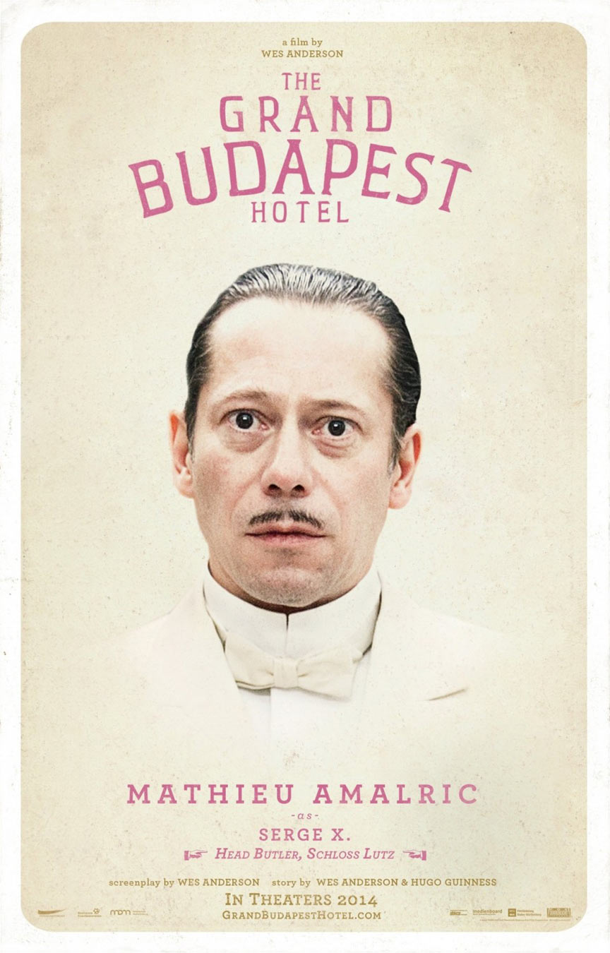 The Grand Budapest Hotel Poster #16