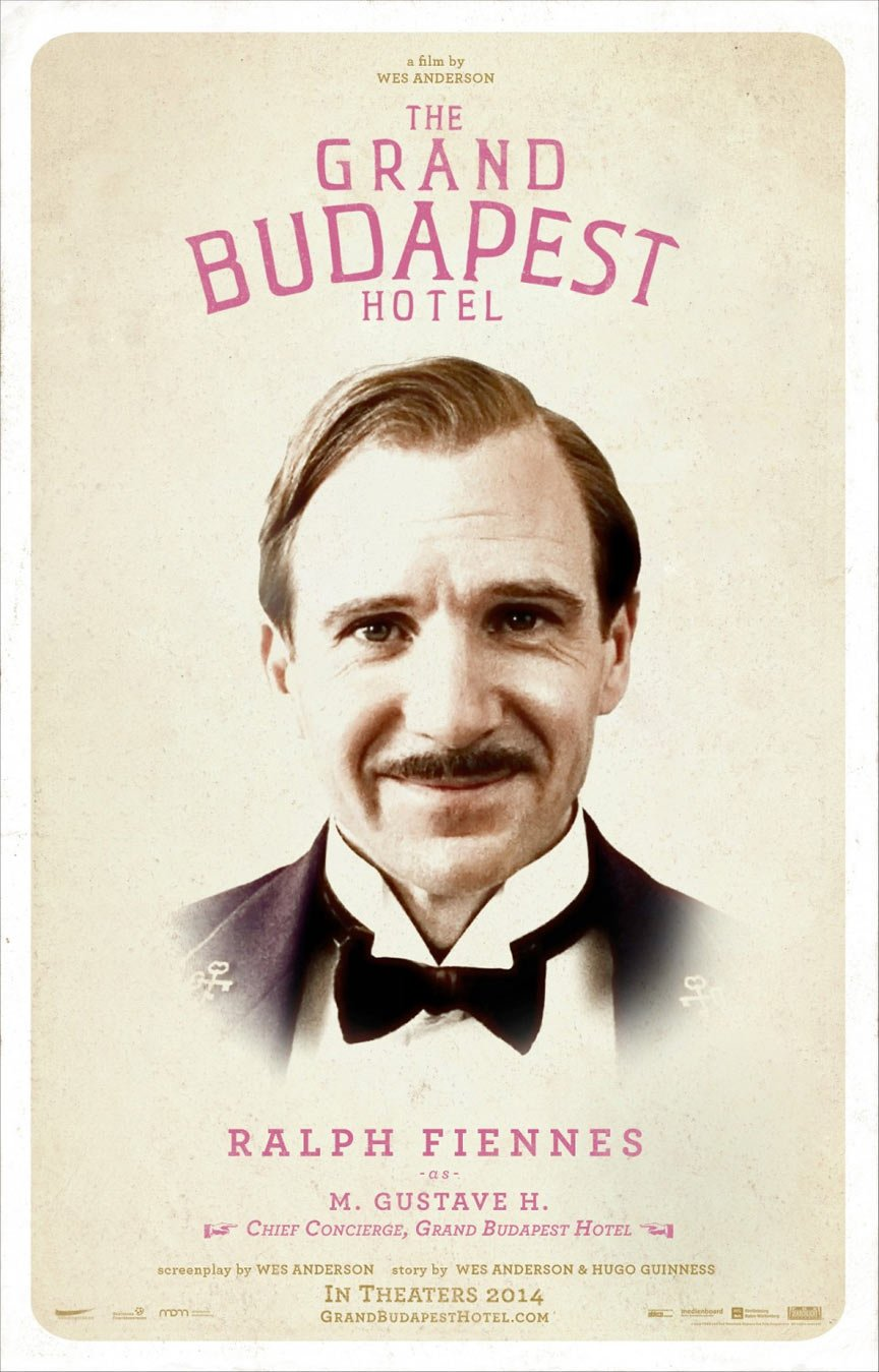 The Grand Budapest Hotel Poster #4