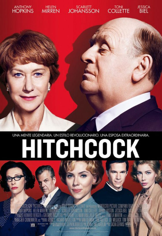 Hitchcock Poster #5
