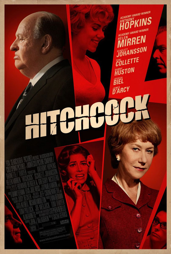 Hitchcock Poster #1