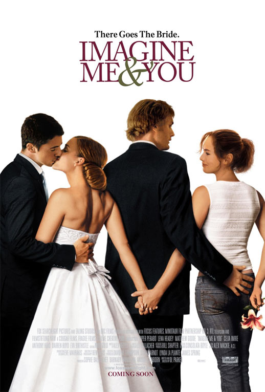 Imagine Me & You Poster #1