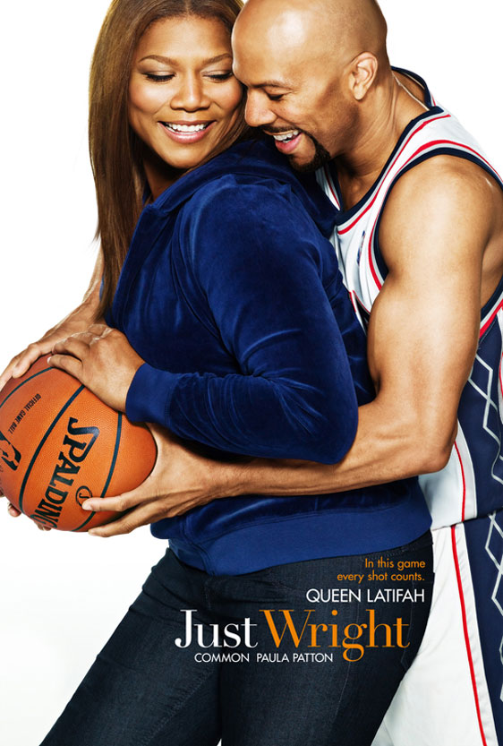 Just Wright Poster #1