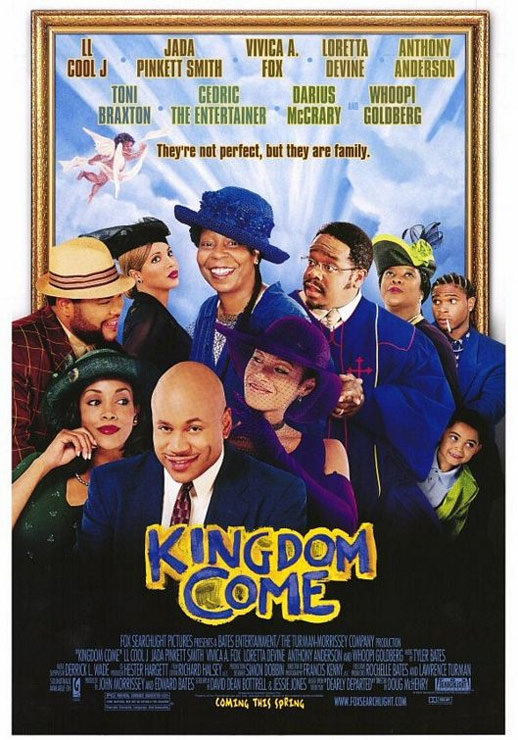 Kingdom Come Poster #1