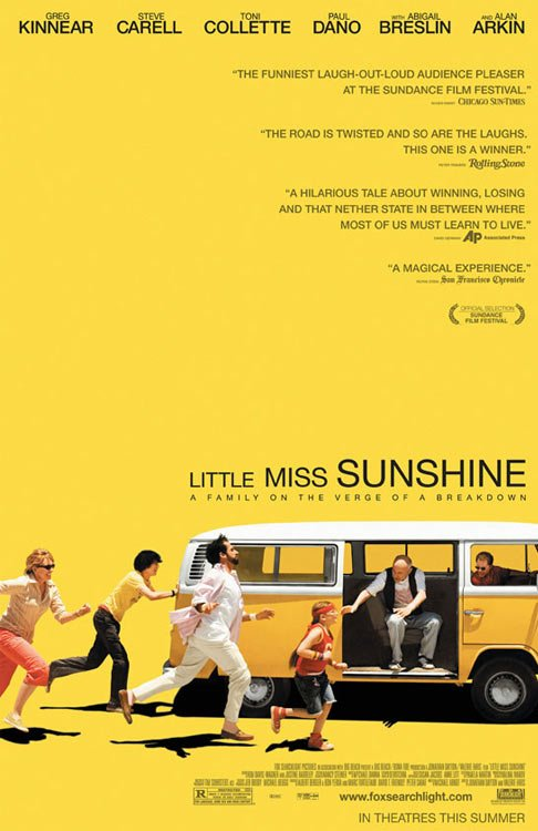 Little Miss Sunshine Poster #1