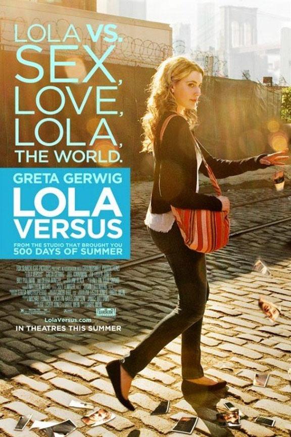 Lola Versus Poster #1