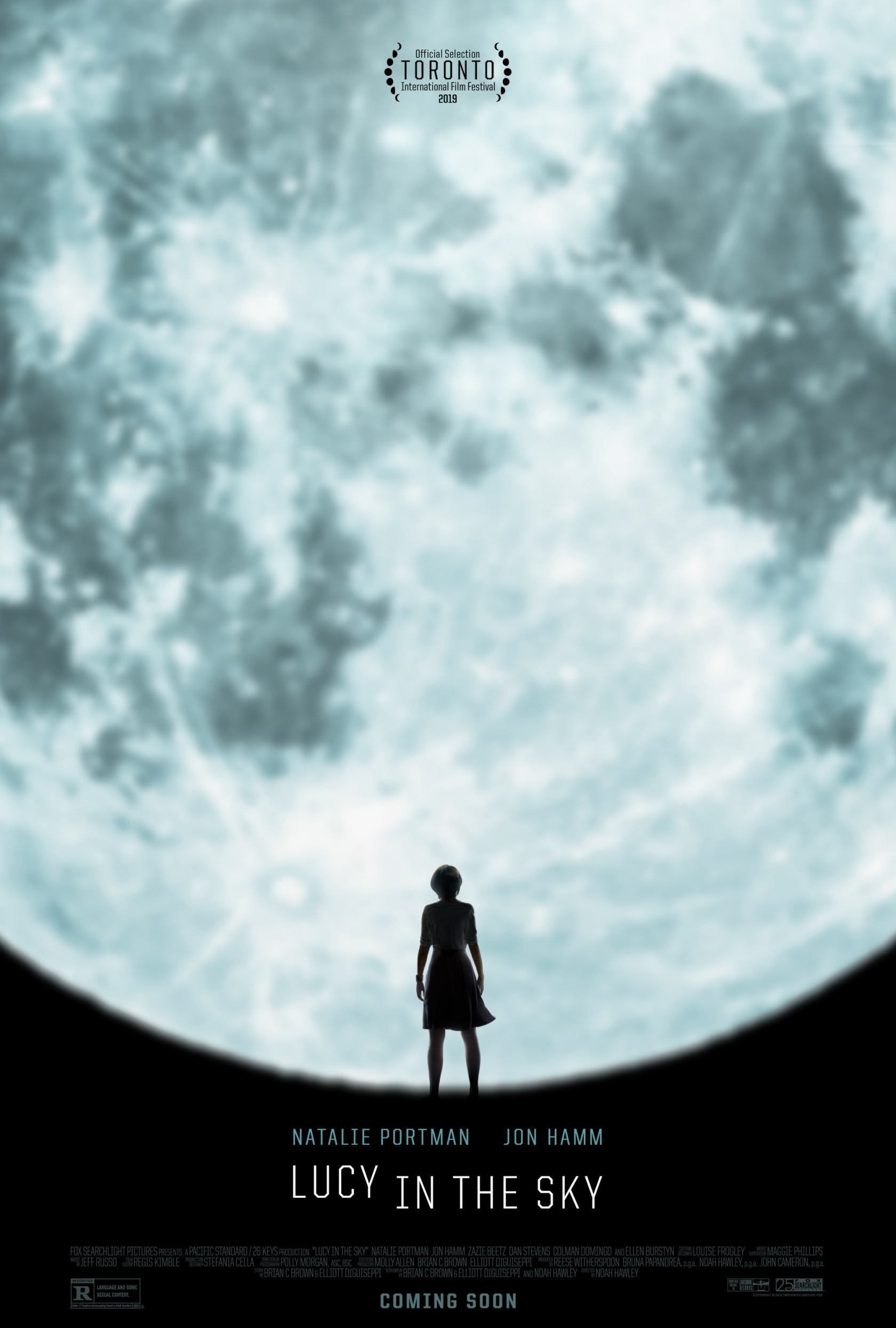Lucy in the Sky Poster #1