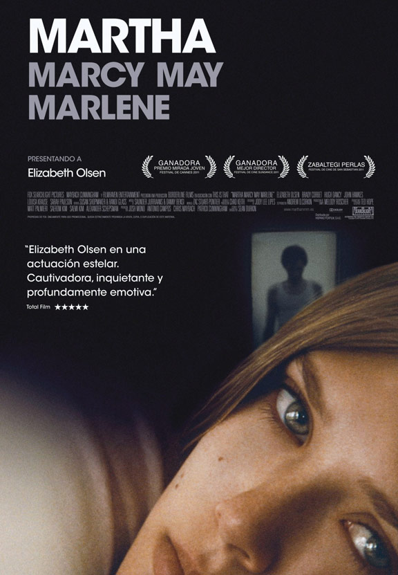 Martha Marcy May Marlene Poster #3
