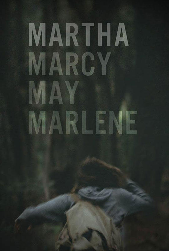 Martha Marcy May Marlene Poster #1