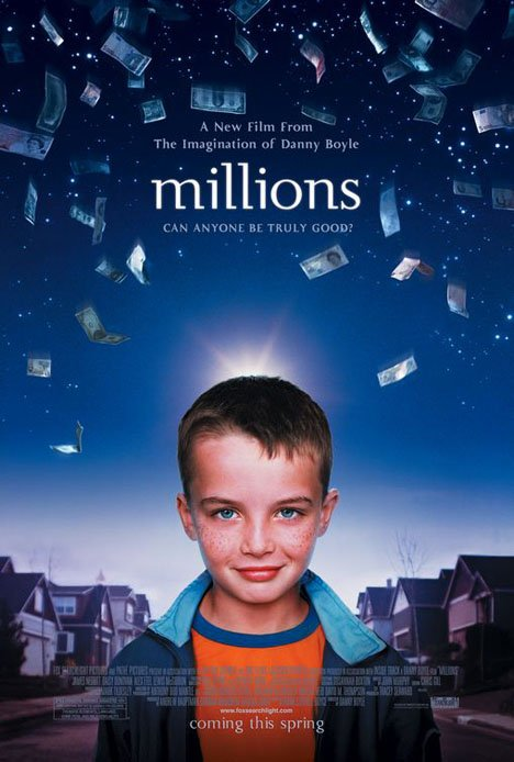 Millions Poster #1