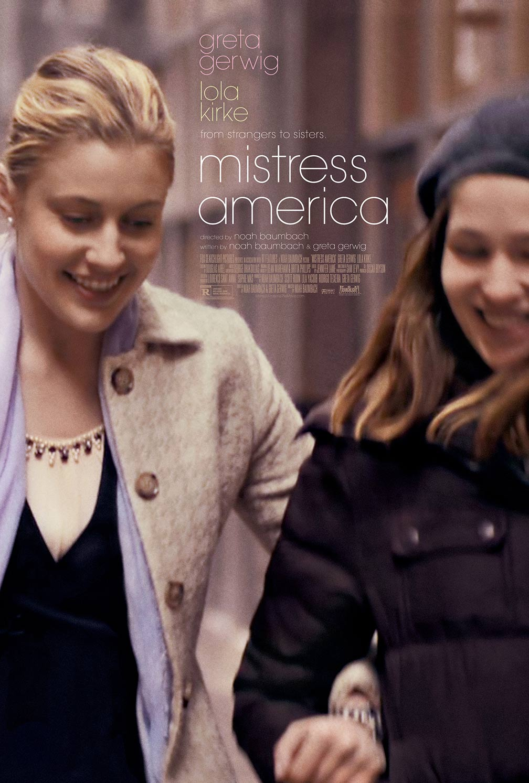 Mistress America Poster #1