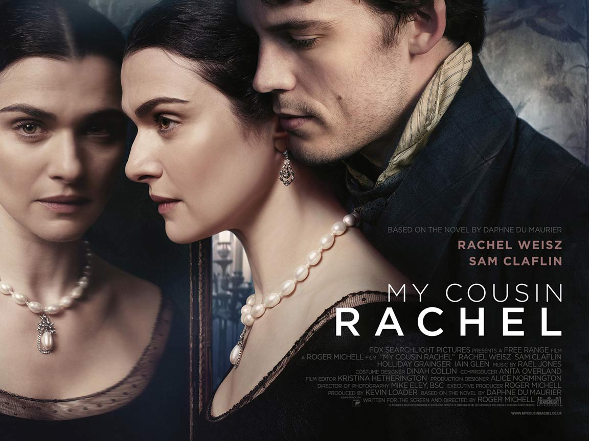 My Cousin Rachel Poster #2