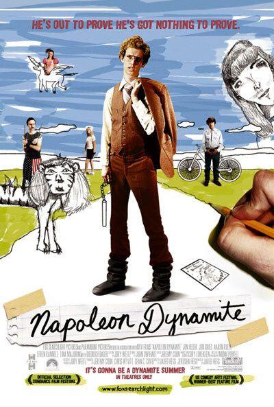 Napoleon Dynamite Poster #1