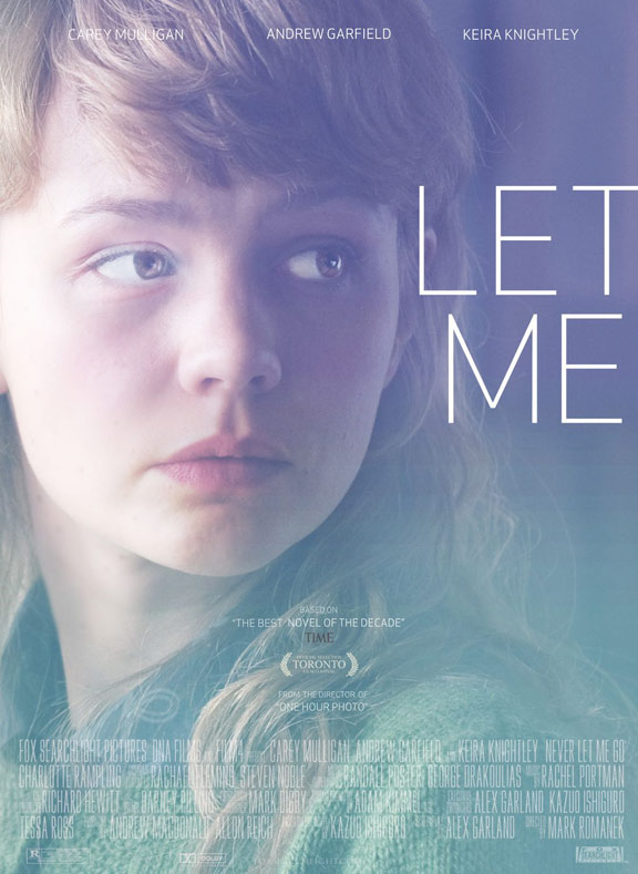 Never Let Me Go Poster #3