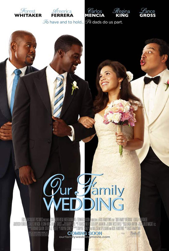 Our Family Wedding Poster #1