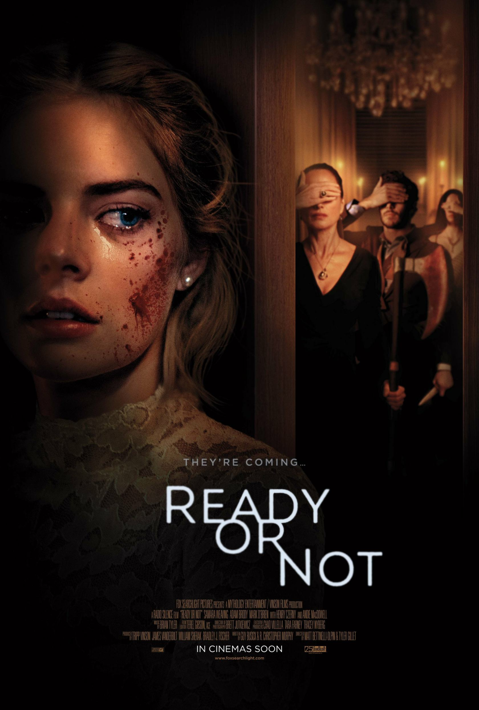Ready or Not Poster #2
