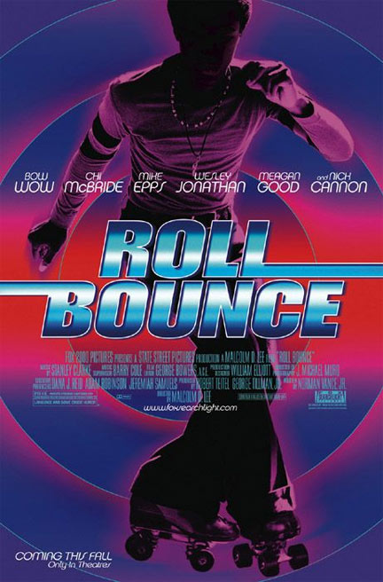 Roll Bounce Poster #1