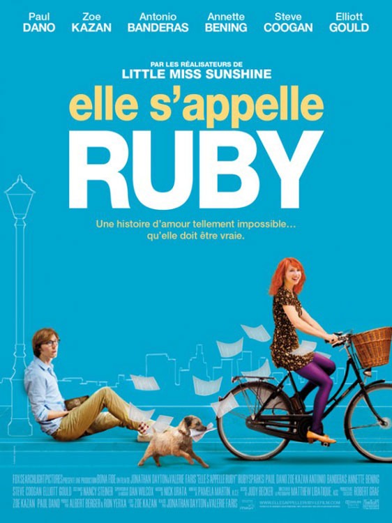 Ruby Sparks Poster #4