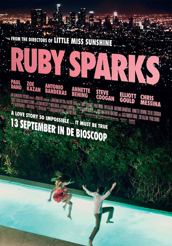Ruby Sparks Poster #5