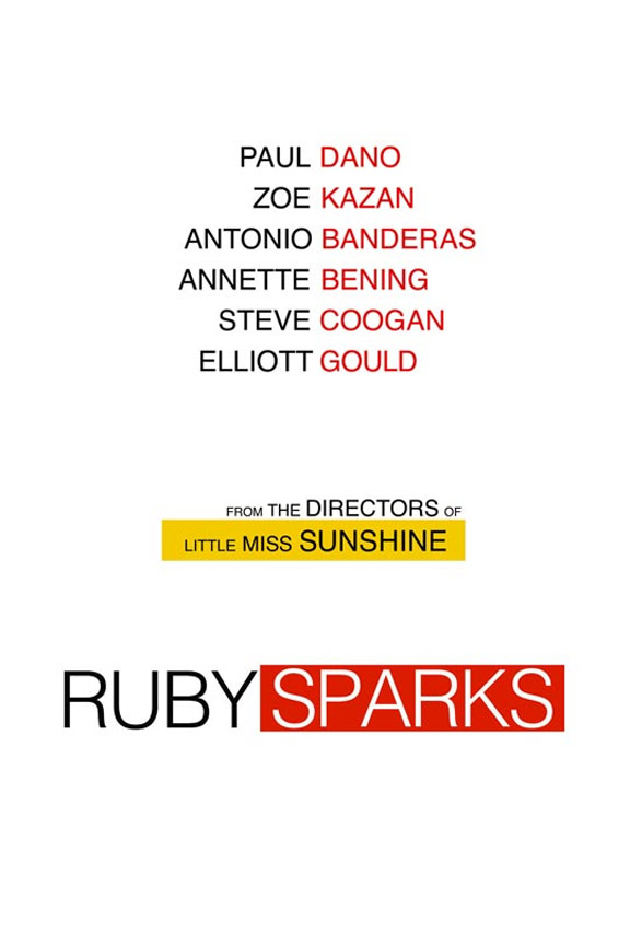 Ruby Sparks Poster #1
