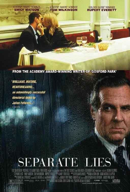 Separate Lies Poster #1