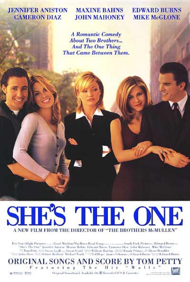 She's the One Poster #1