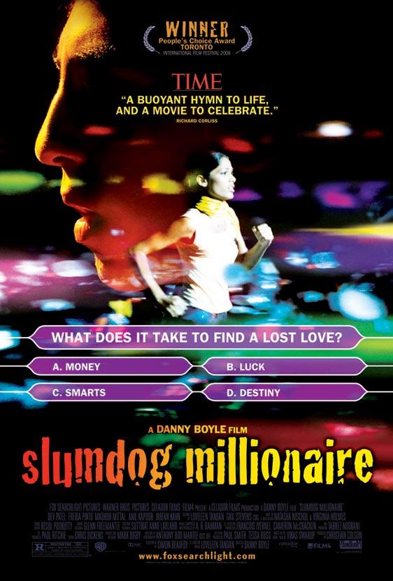 Slumdog Millionaire Poster #2