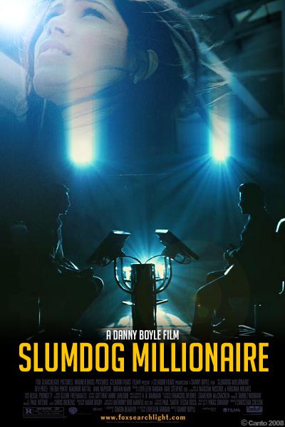 Slumdog Millionaire 2008 Poster 1 Trailer Addict