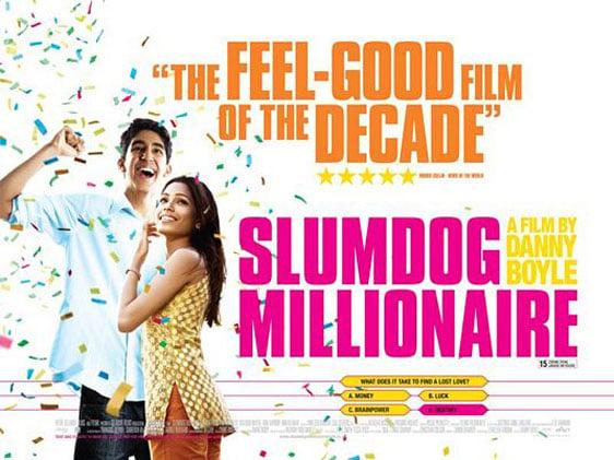 Slumdog Millionaire (2008) Poster #5 - Trailer Addict