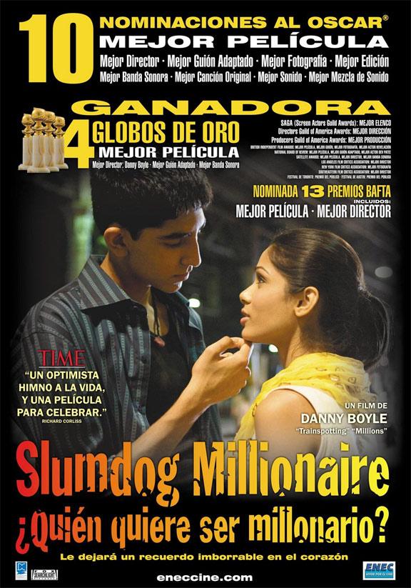 Slumdog Millionaire Poster #6