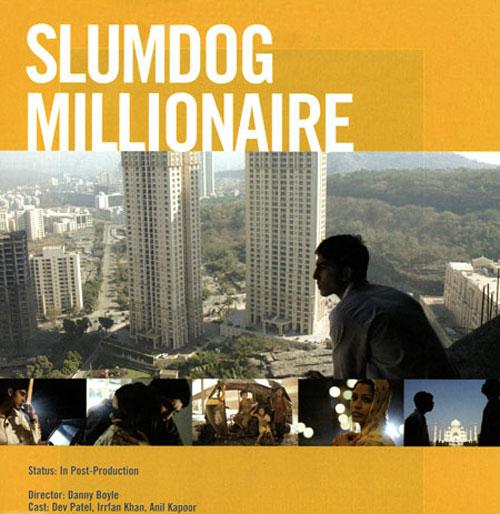 Slumdog Millionaire Poster #1