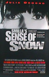 Smilla's Sense Of Snow Poster #1
