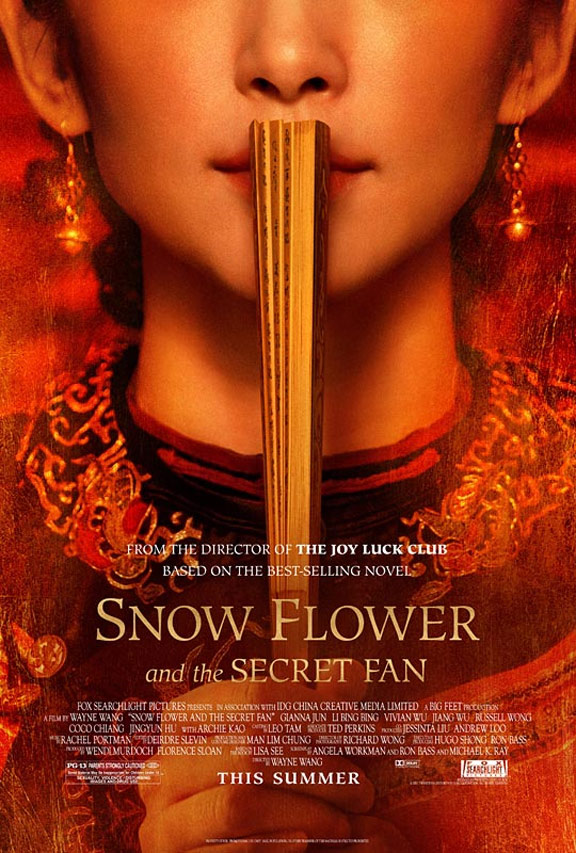 Snow Flower and the Secret Fan Poster #1
