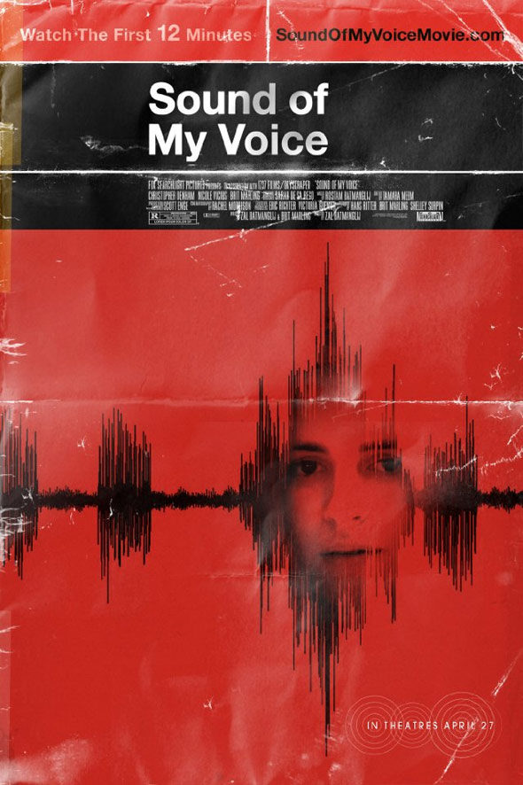 Sound of My Voice Poster #3
