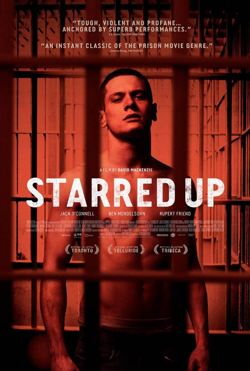 Starred Up Poster #2