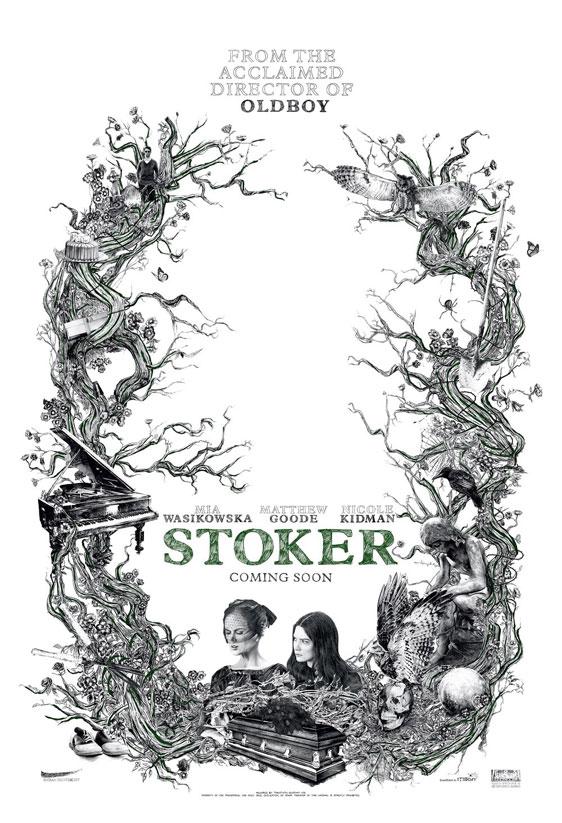 Stoker Poster #2